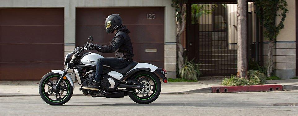 2015 Kawasaki Vulcan S ABS first ride