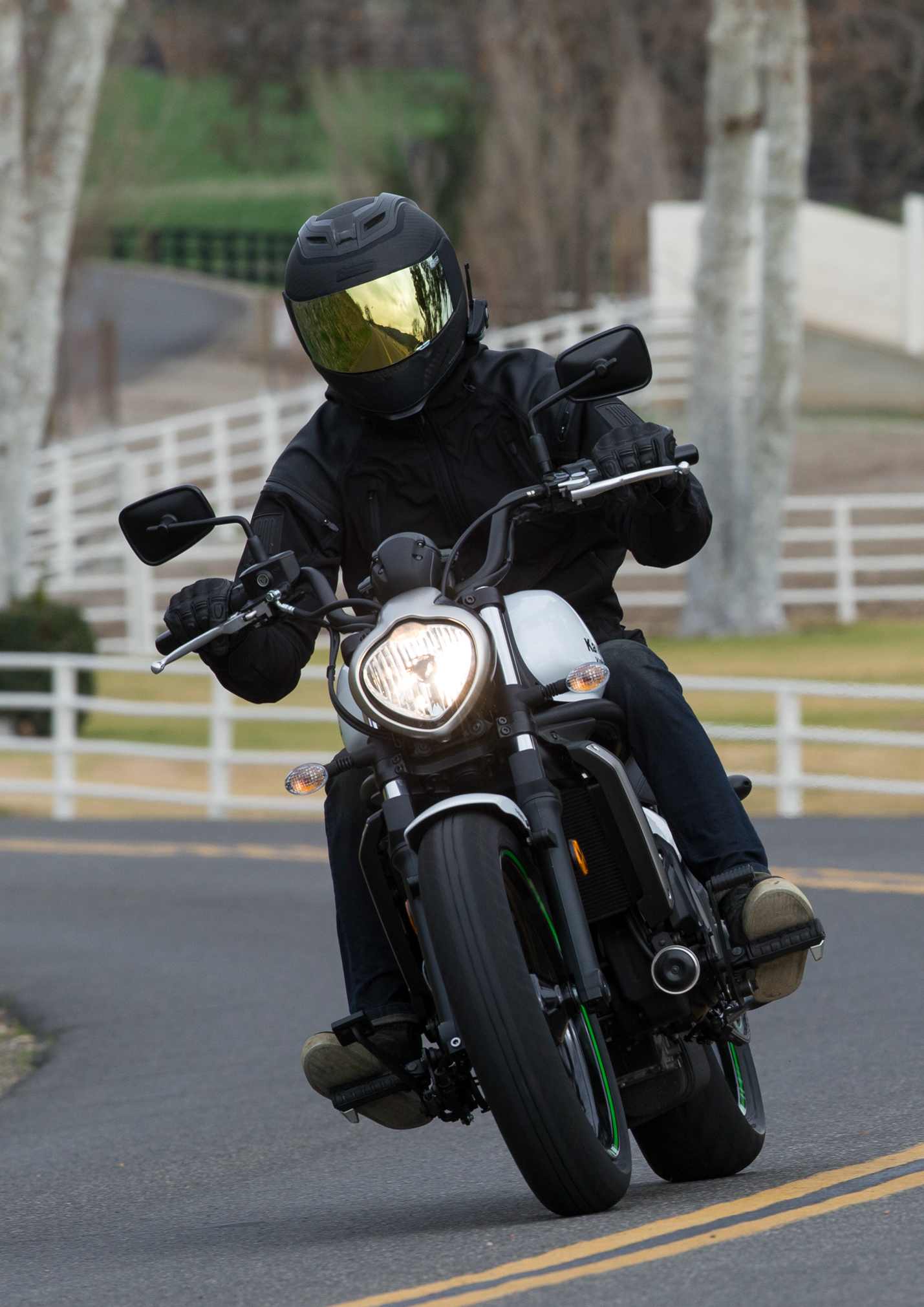 2015 Kawasaki Vulcan S Abs First Ride Revzilla