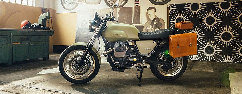 Moto Guzzi to launch V7 customizing kits