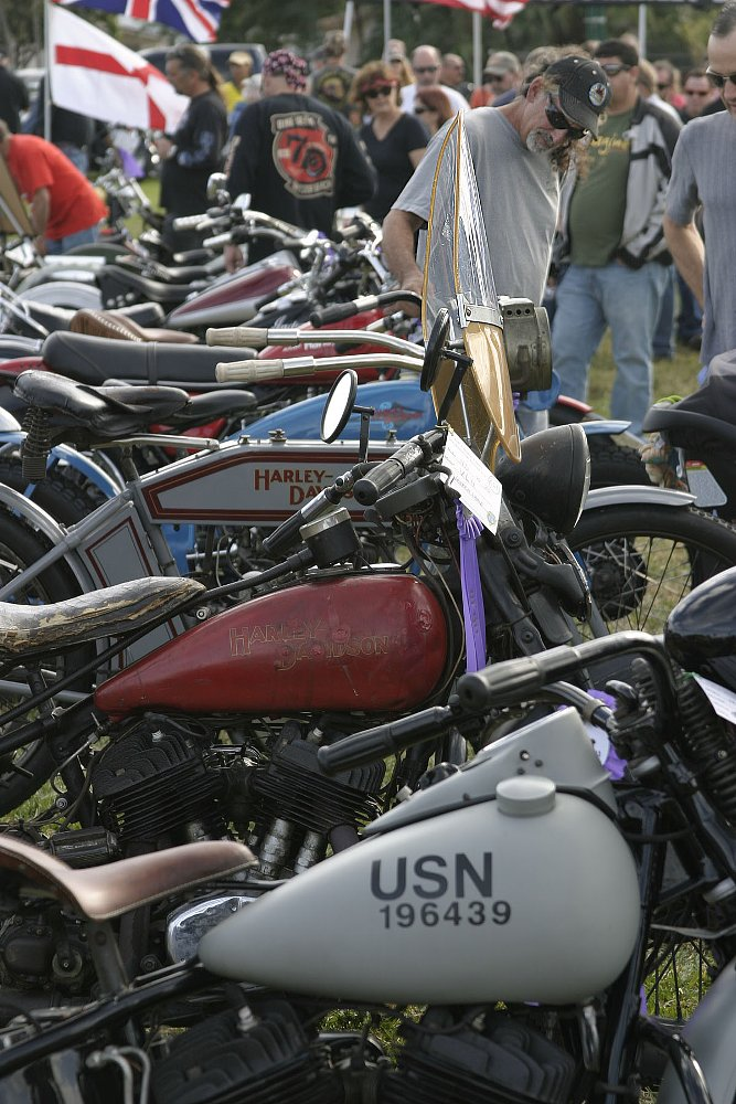 Ninth Dania Beach Vintage Motorcycle Show