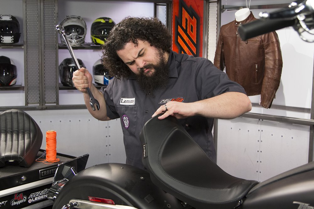 Replacing your Harley seat: Tips and tricks