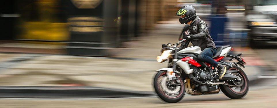 2015 Triumph Street Triple R Review Revzilla