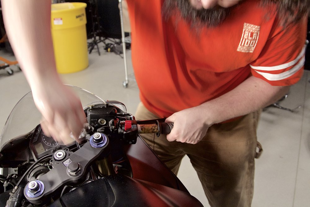Grips Tips: How to install new hand grips on your motorcycle