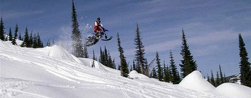 Mountain Horse Snow Bike Kit: Take back winter