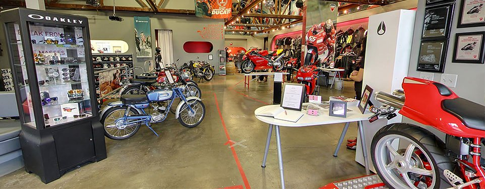 How many motorcycles were sold in the United States last year?