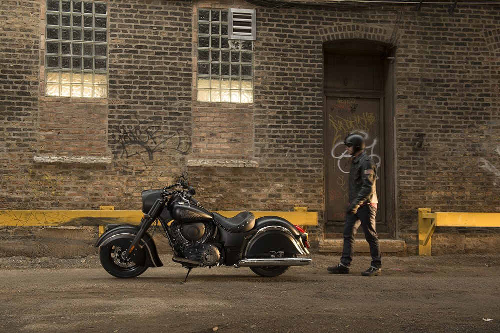 Indian Chief Dark Horse: Three Things Polaris Is Doing