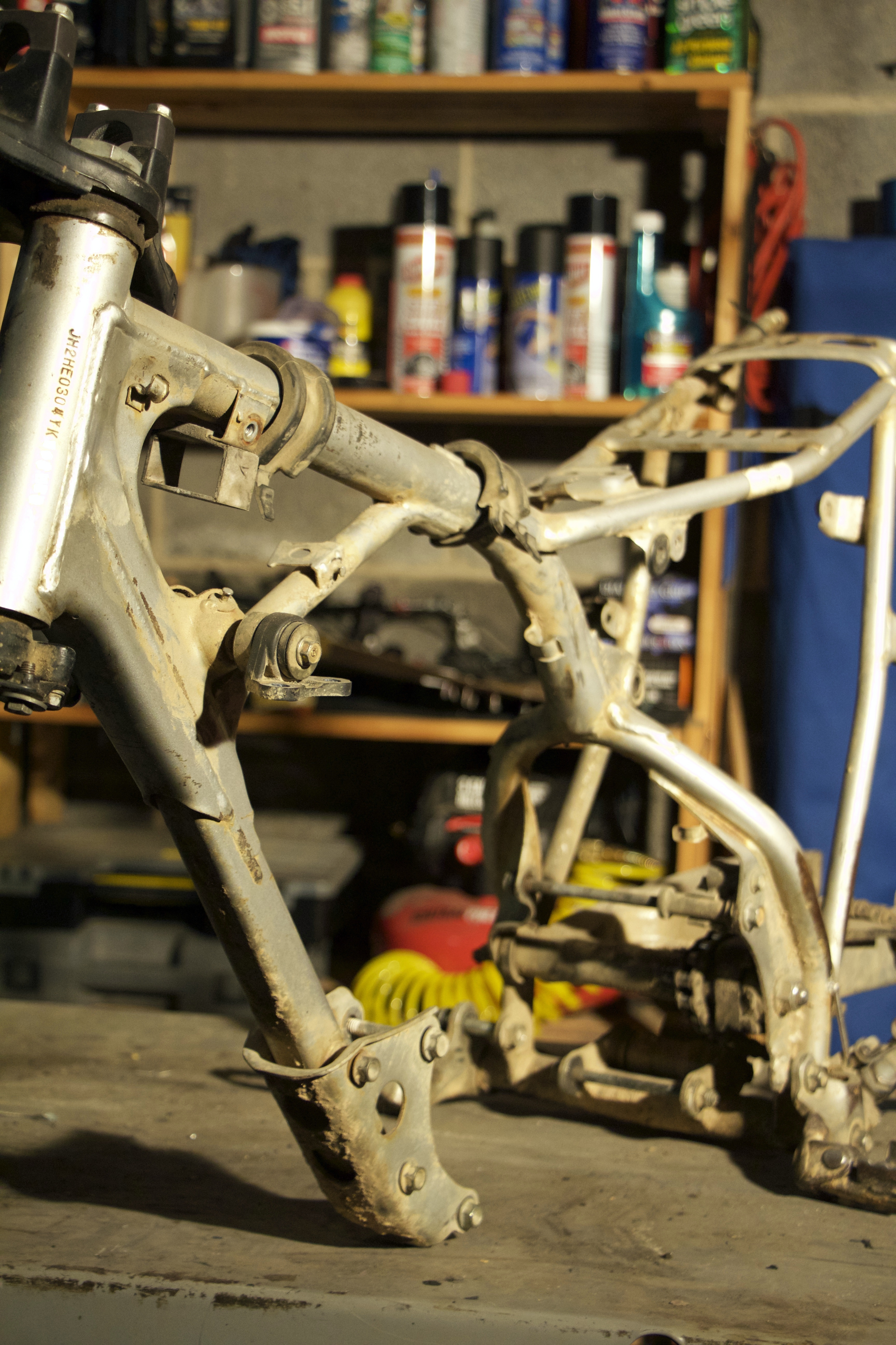 Why things are the way they are: Frame design - RevZilla