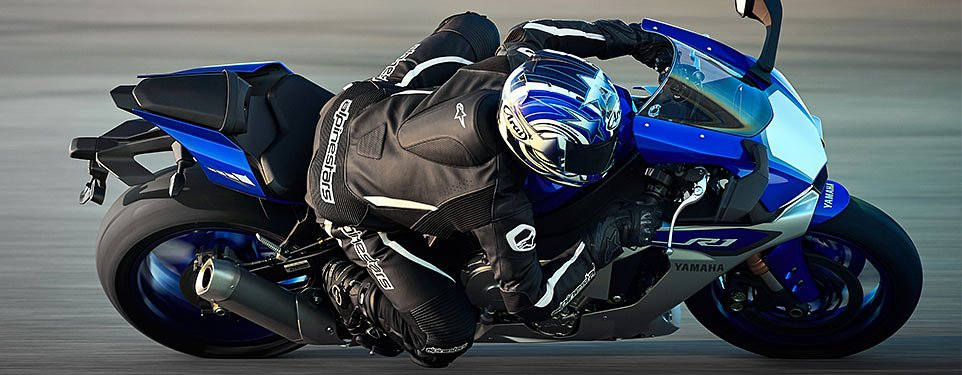 Watch: 2015 Yamaha YZF-R1 onboard footage with telemetrics