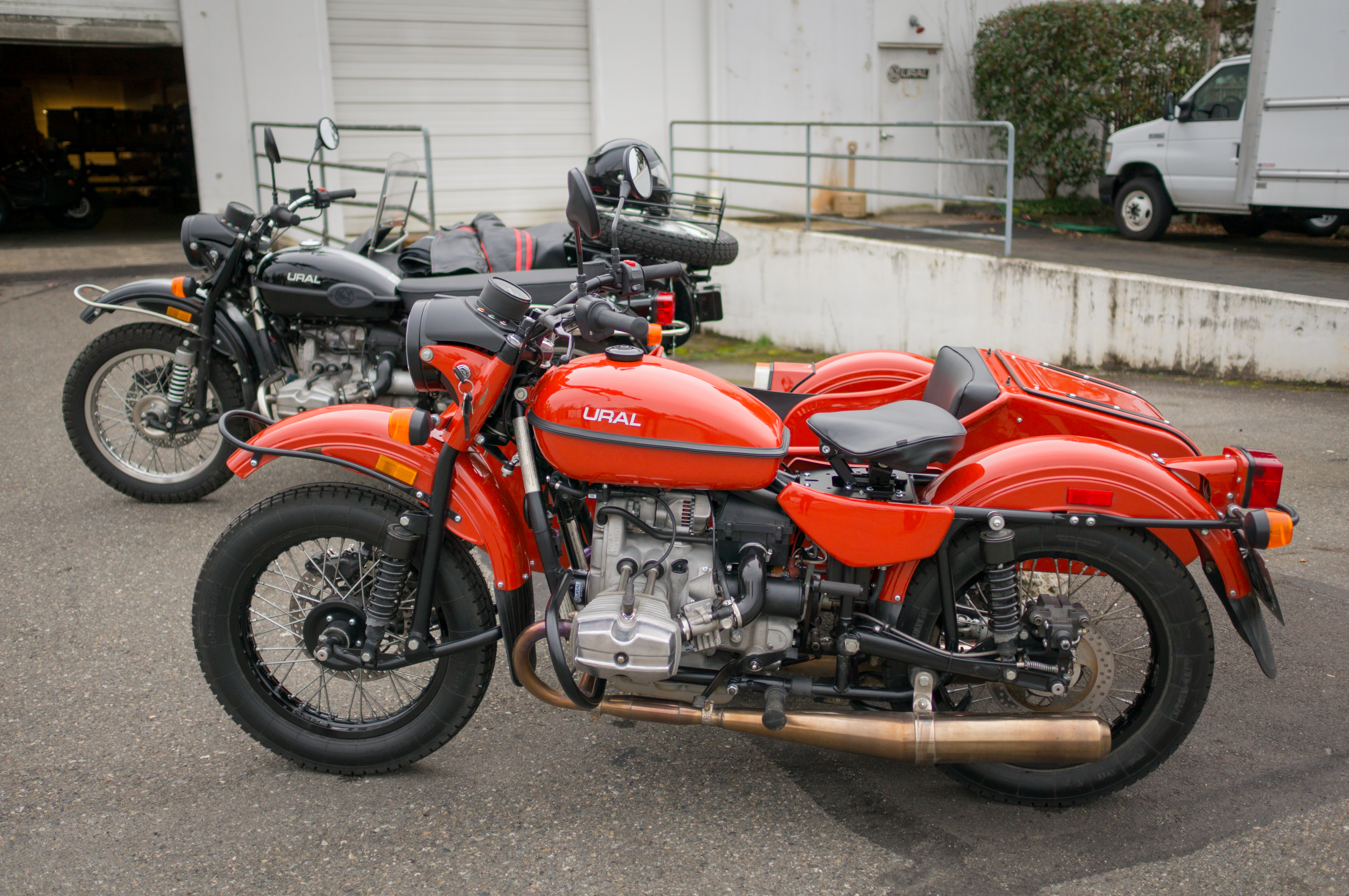 2015 Ural cT review - RevZilla