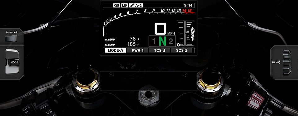 Yamaha R1 Meter Simulator: Get to know your new superbike
