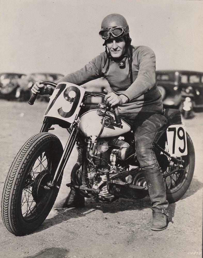 Harley-Davidson WR