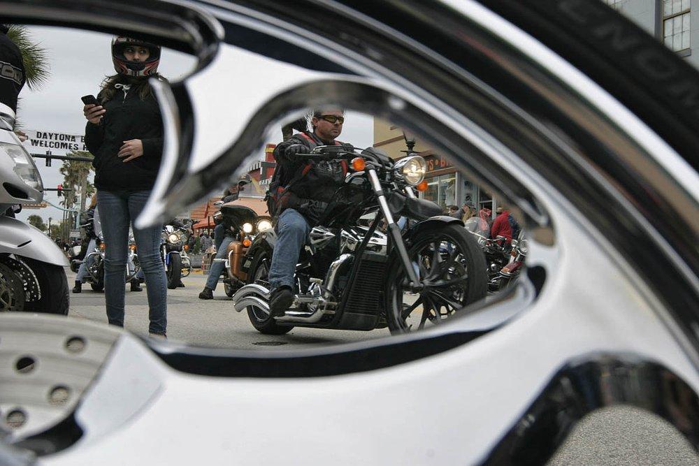 Main Street, Daytona Bike Week