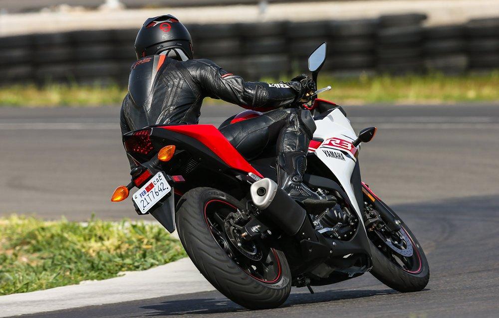 Yamaha R3 Sean MacDonald