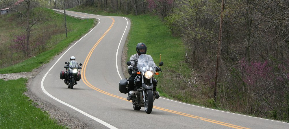 Prepare mentally for the three kinds of spring riding hazards