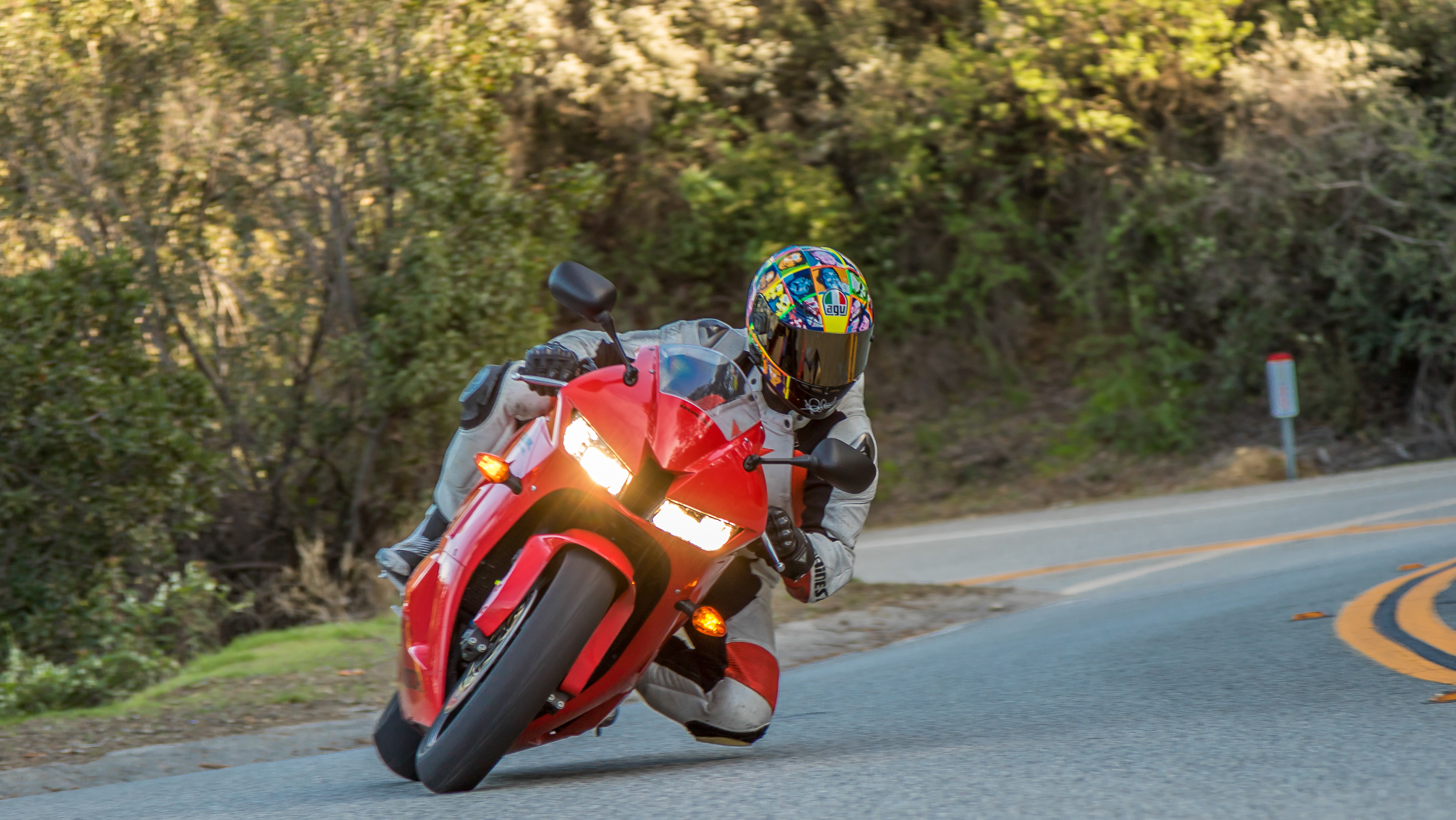 2015 Honda Cbr600rr Review Revzilla
