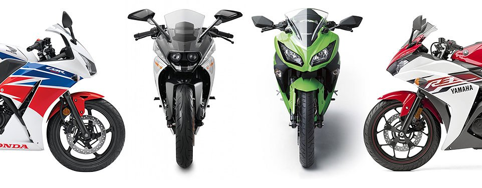 Which sub-400 cc sportbike is right for you?