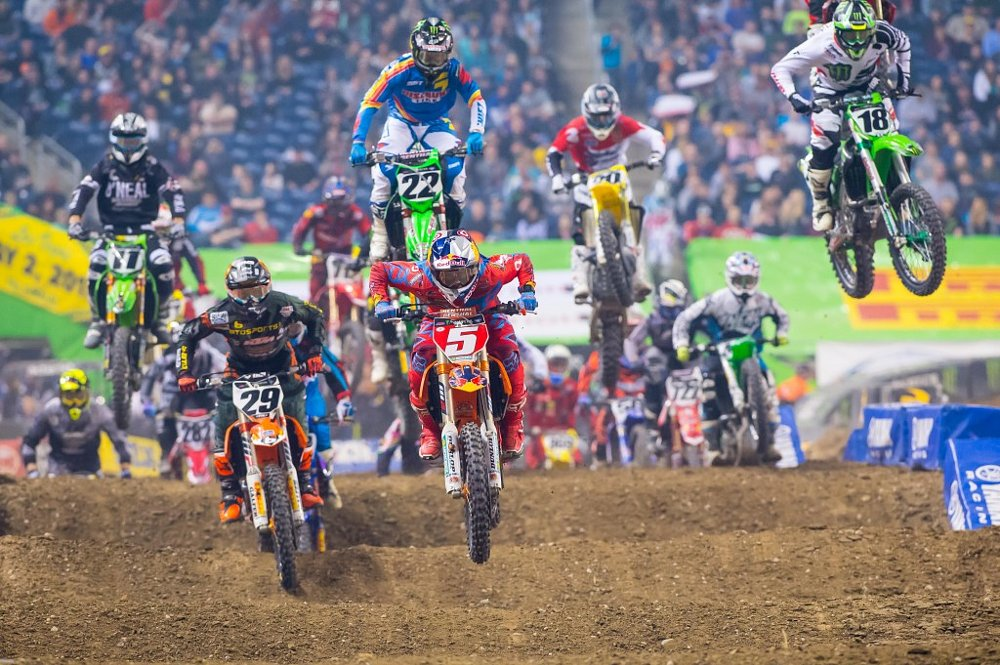 Supercross update: How #whosnext became #whosleftstanding