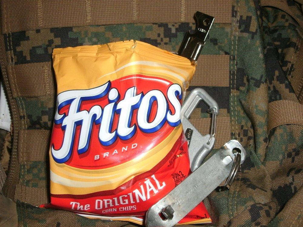 Fritos and chili