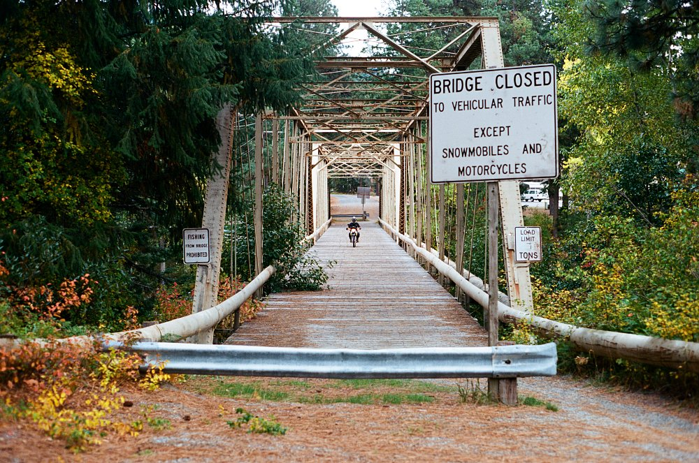 closed bridge