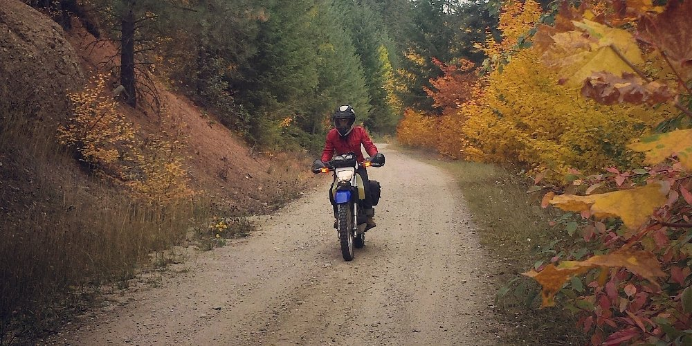 Biers, brauts and bikes: off-road exploring around Leavenworth