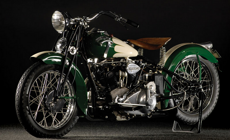 Crocker motorcycle