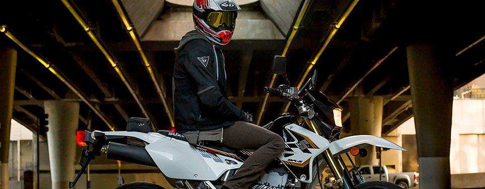 2015 Suzuki DR-Z400SM review