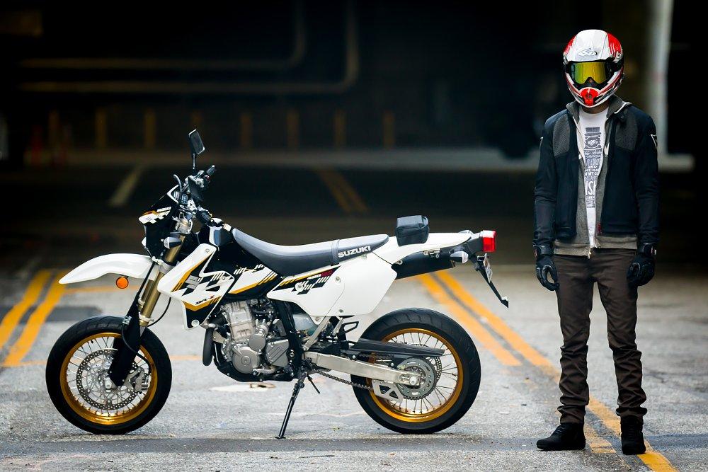 2015 Suzuki Dr Z400sm Review Revzilla