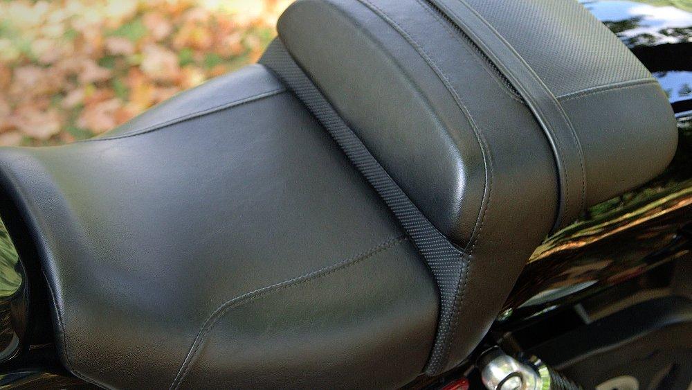 Harley-Davidson V-Rod Muscle seat