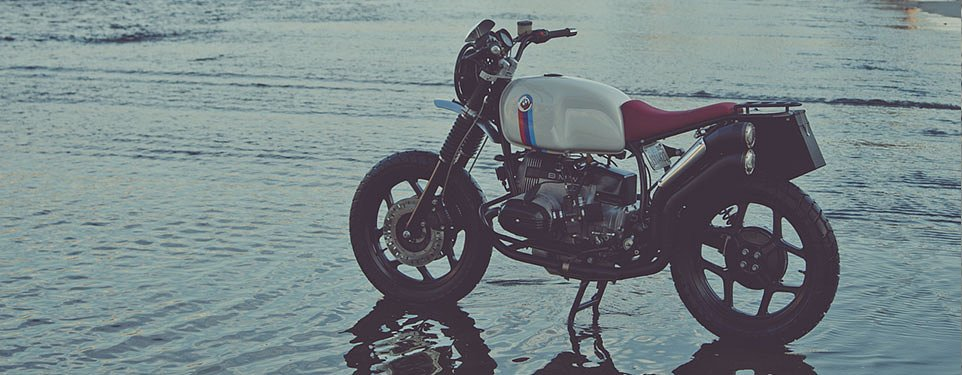 A BMW Scrambler is in the works