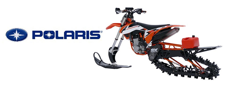 Polaris Buys Snow Bike Brand Timbersled