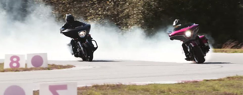 "Video: Victory Motorcycles' ""DRIFT"""