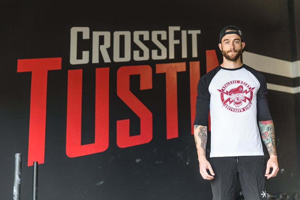 Sean MacDonald Crossfit Tustin