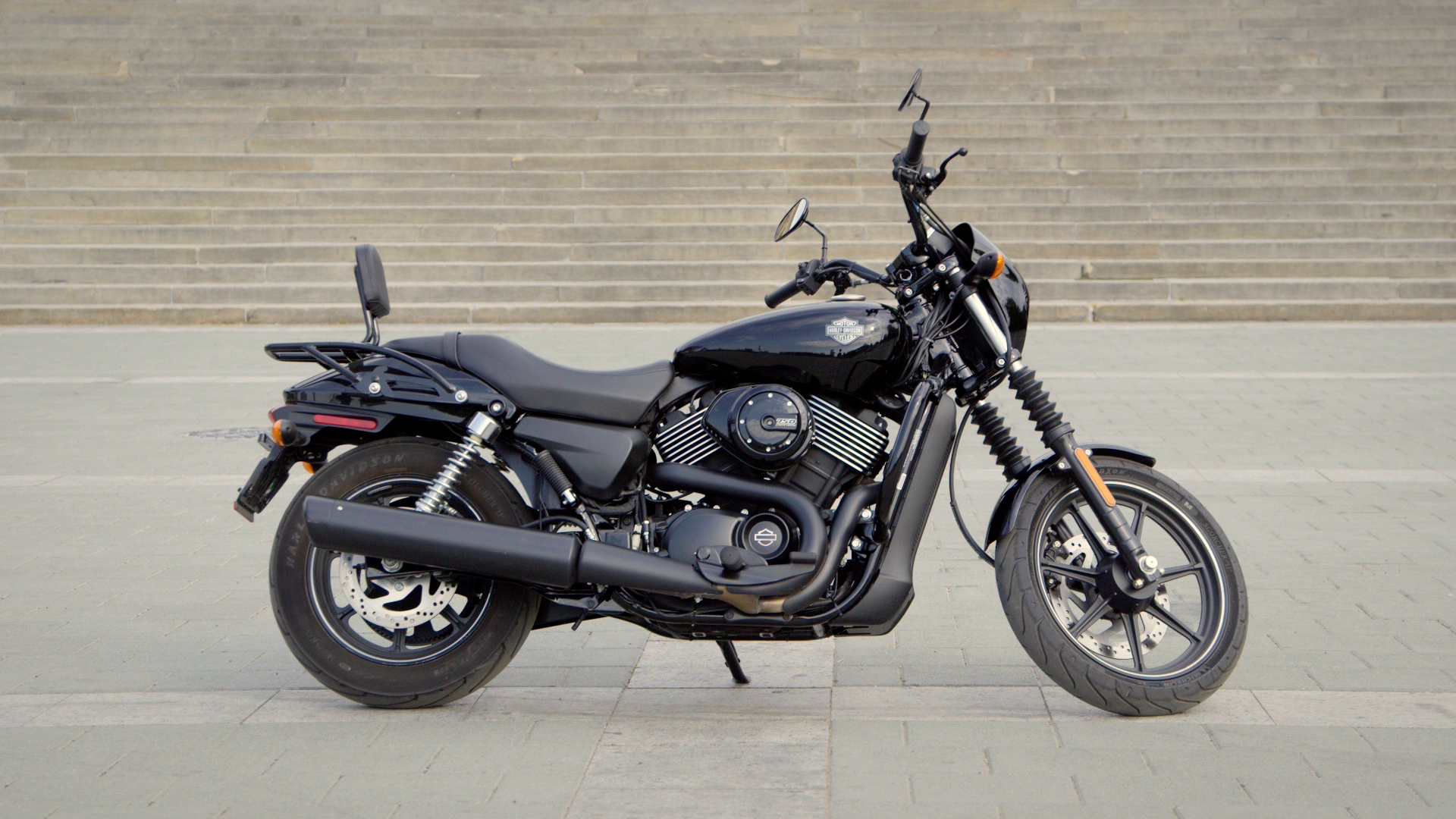 2015 Harley Davidson Street 750 Review on review harley davidson street 750