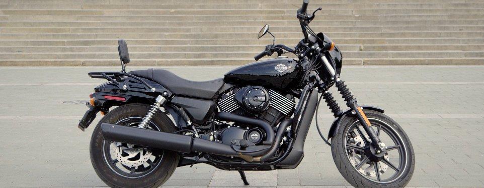 603c205fb4 2015 Harley-Davidson Street 750 review - RevZilla