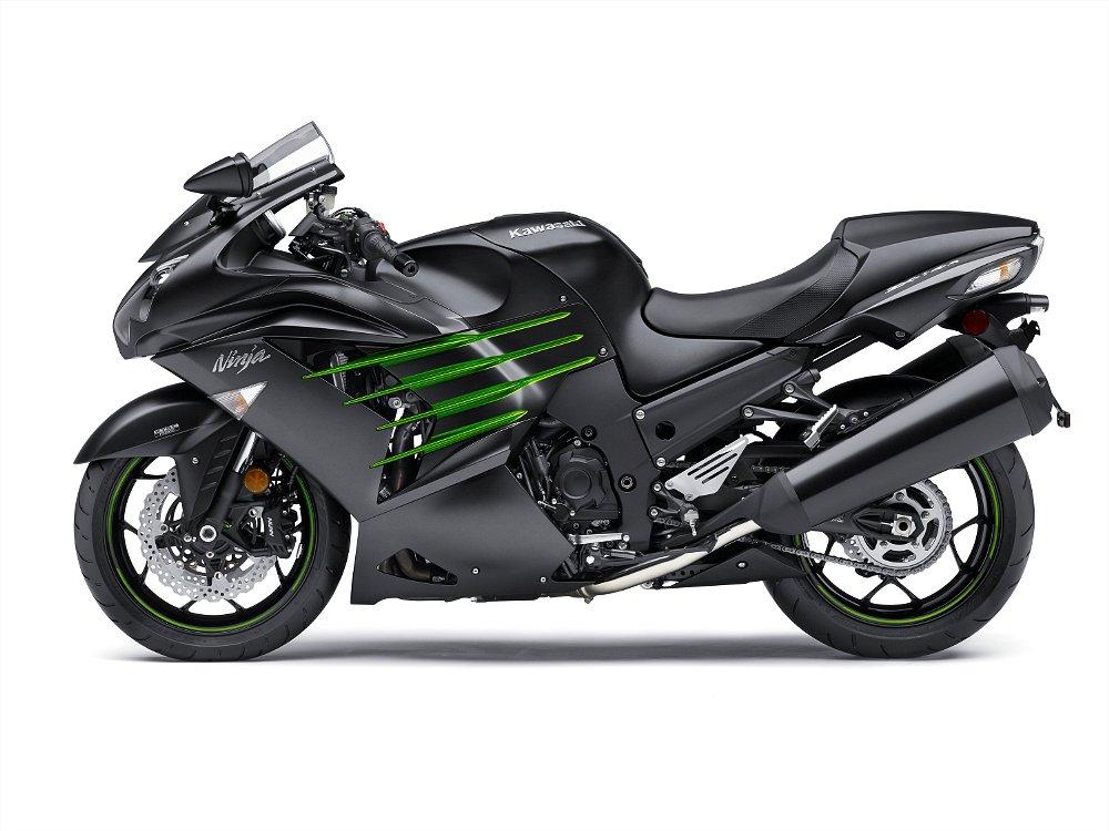 Kawasaki Zx Specs