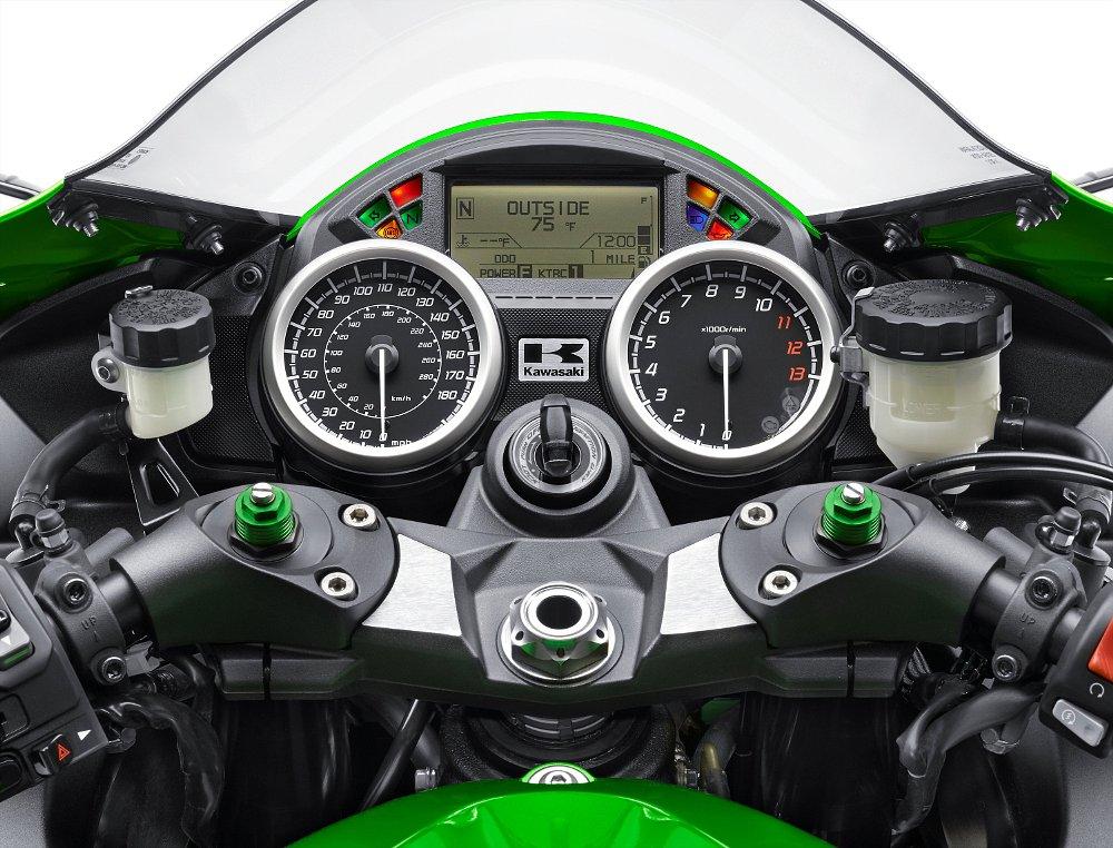 2015 Kawasaki Zx 14r Review Revzilla