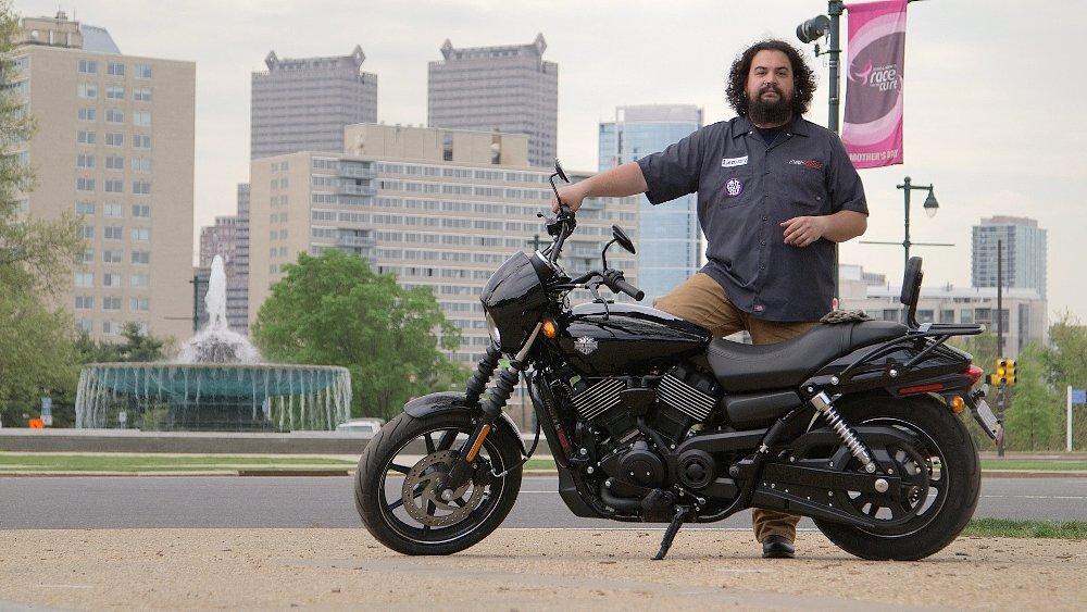 Lemmy with Street 750
