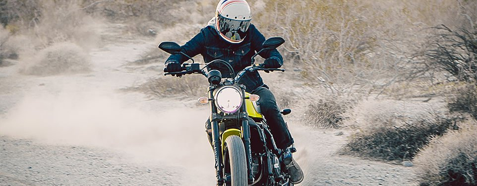 Why the Ducati Scrambler is the bike for you