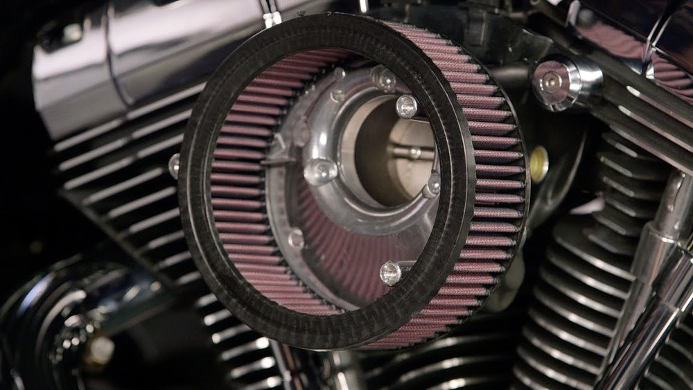 How to install an aftermarket air cleaner on your Harley