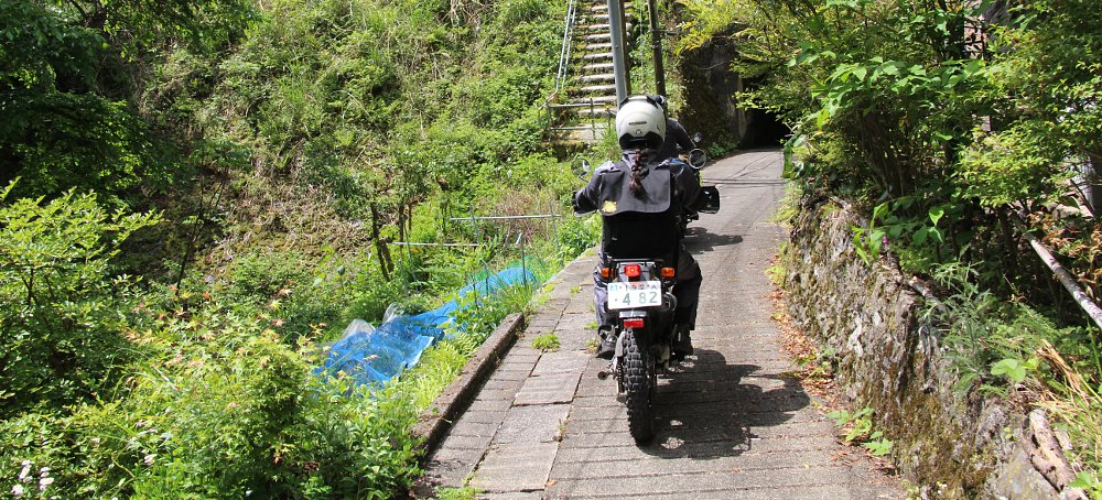 Searching for ghost towns in Japan