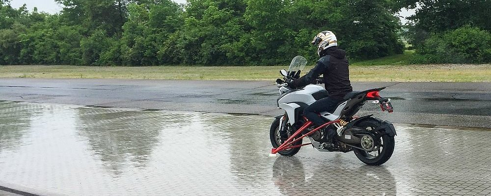 Why Motorcycle Stability Control systems matter