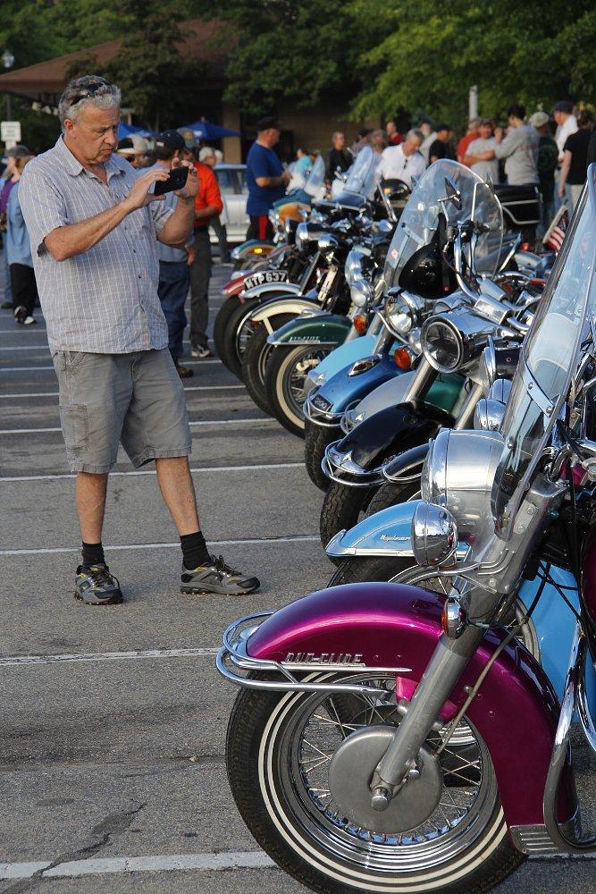 bikes in Keene, N.H.