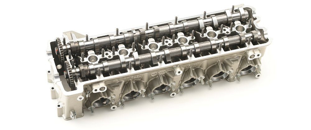 Why things are the way they are: Multi-valve heads