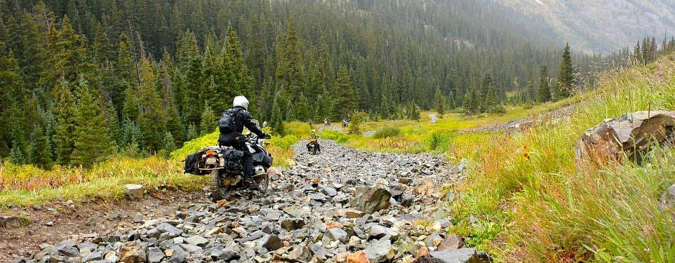 "Riding Colorado's toughest passes on ""Hell Week"""