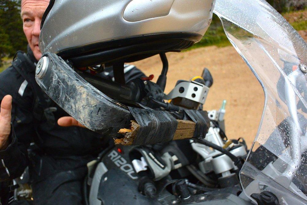 handguard repair