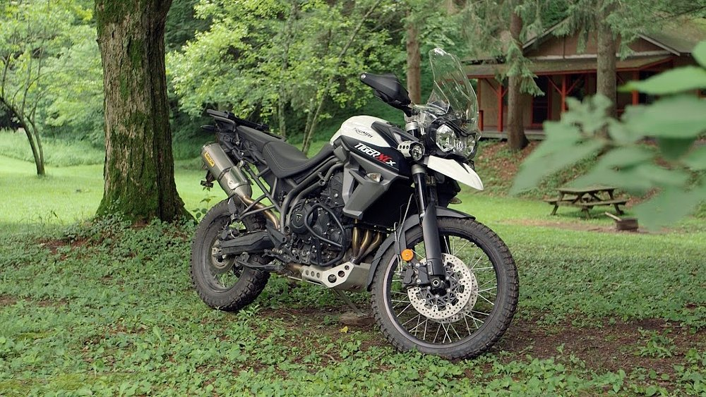 Triumph Tiger 800 XCx review