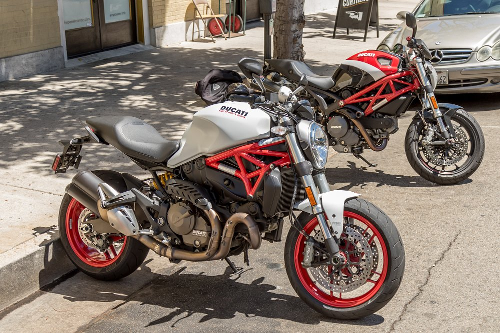 Ducati Monster Times