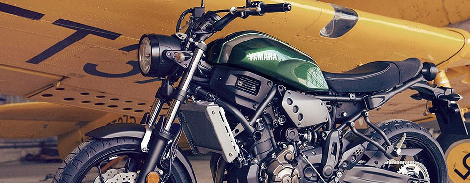 Cafe Inspired Yamaha XSR700 Is More Than Just A Retro