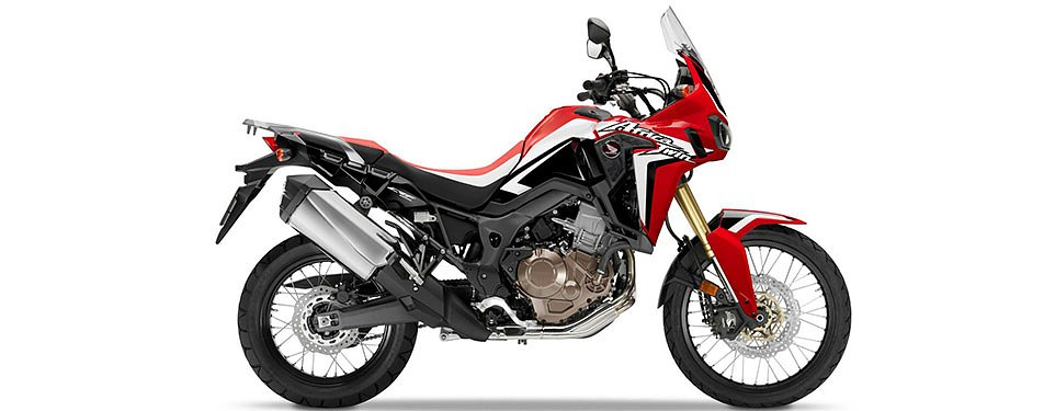 Honda Africa Twin Motorcycle
