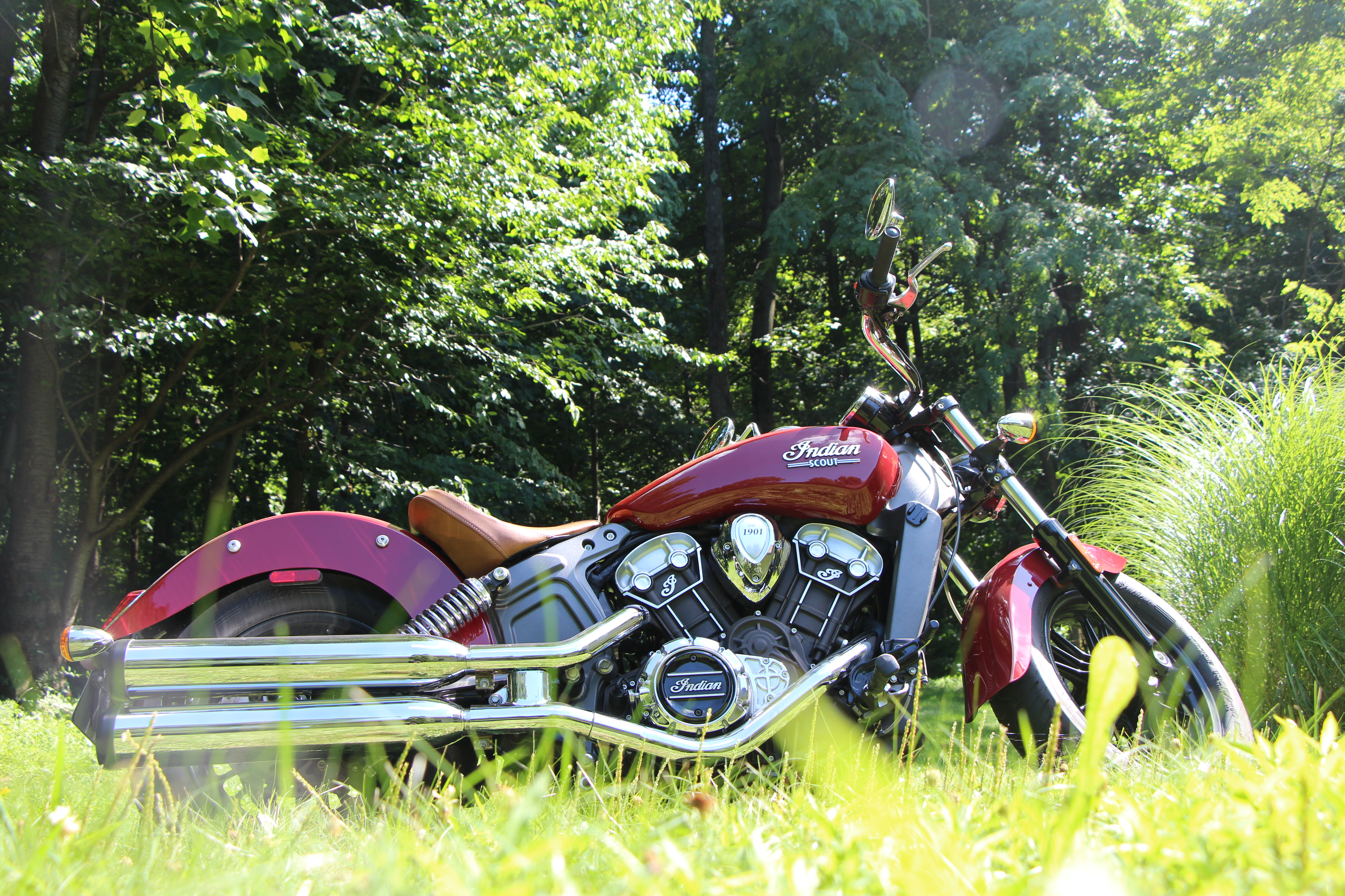 2015 Indian Scout Review Revzilla History Of Motorcycle Engine Heat Control And Liquid Cooling Thunder